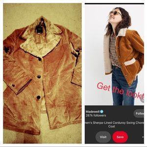 70s Corduroy Jacket